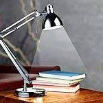 Lampe de bureau à LED ''Retro-design'' de la marque Lunartec image 4 produit