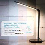 lampe de bureau noire design TOP 14 image 2 produit
