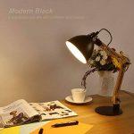lampe de bureau noire design TOP 9 image 1 produit