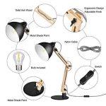 lampe de bureau noire design TOP 9 image 3 produit