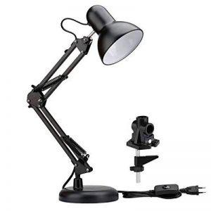 lampe de bureau noire TOP 14 image 0 produit