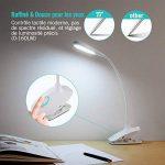 lampe de bureau à pince led TOP 8 image 1 produit