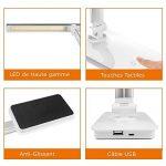 lampe de bureau pliable TOP 10 image 3 produit