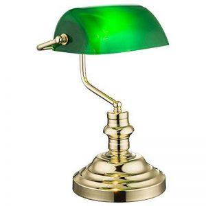 lampe de bureau rétro verte TOP 2 image 0 produit