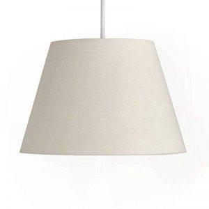 lampe de chevet abat jour rectangulaire TOP 2 image 0 produit