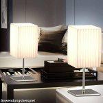 lampe de chevet abat jour rectangulaire TOP 6 image 1 produit