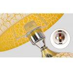 lampe de chevet avec pied en verre TOP 12 image 3 produit
