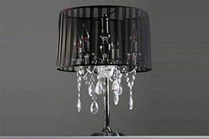 lampe de chevet baroque noir TOP 2 image 0 produit