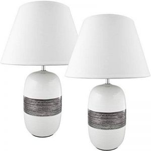 lampe de chevet blanc TOP 8 image 0 produit