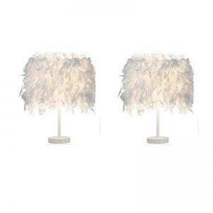 lampe de chevet blanche TOP 14 image 0 produit