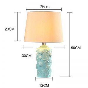 lampe de chevet bleu marine TOP 10 image 0 produit