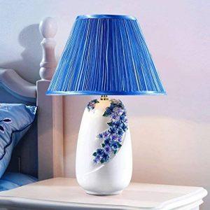 lampe de chevet bleu marine TOP 4 image 0 produit