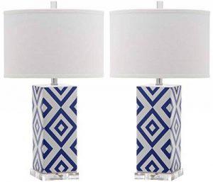 lampe de chevet bleu marine TOP 6 image 0 produit