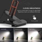 lampe de chevet clip TOP 12 image 1 produit