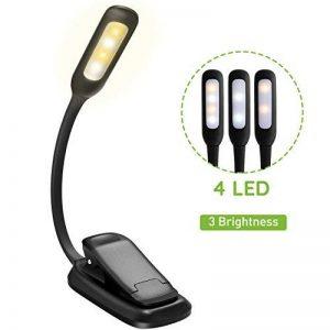 lampe de chevet clip TOP 5 image 0 produit