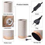 lampe de chevet design bois TOP 12 image 1 produit
