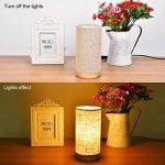 lampe de chevet design bois TOP 12 image 3 produit