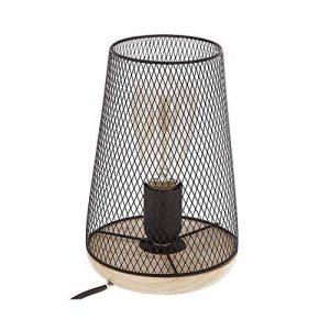 lampe de chevet design bois TOP 13 image 0 produit