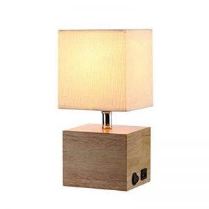 lampe de chevet design bois TOP 7 image 0 produit