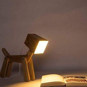 lampe de chevet design bois TOP 9 image 0 produit