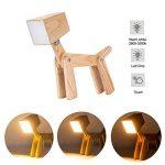 lampe de chevet design bois TOP 9 image 1 produit