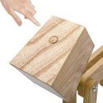 lampe de chevet design bois TOP 9 image 3 produit