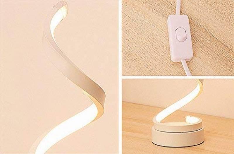 De Luminaire Led Pour Notre ; Comparatif 2019Mon Lampe Chevet Design JT1c3lFK