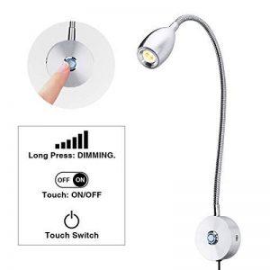 lampe de chevet design tactile TOP 14 image 0 produit