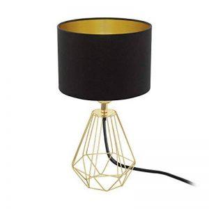 lampe de chevet dorée TOP 1 image 0 produit