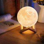 lampe de chevet en bois TOP 11 image 4 produit