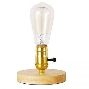 lampe de chevet en bois TOP 3 image 0 produit