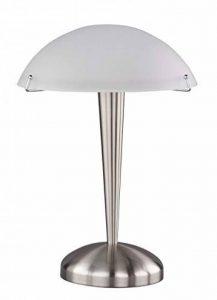 lampe de chevet en verre blanc TOP 3 image 0 produit