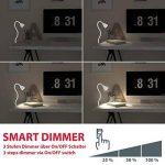 lampe de chevet luminosité réglable TOP 7 image 3 produit