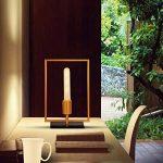lampe de chevet noir et or TOP 12 image 2 produit