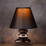 lampe de chevet noir TOP 1 image 1 produit