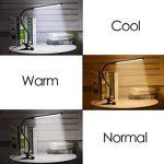 lampe de chevet pince led TOP 0 image 1 produit