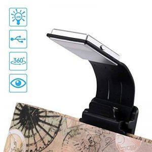 lampe de lecture clipsable TOP 13 image 0 produit
