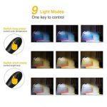 lampe de lecture clipsable TOP 9 image 1 produit
