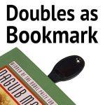 Lampe de lecture marque page, liseuse livre à pince LED flexible, pliable - Lumière de voyage, pour musiciens, livres, eReaders - Lampe d'appoint - Noir de la marque Gifts for Book Lovers image 4 produit