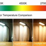 Lampe de Lecture OxyLED T33 Lampe de Table Soin des Yeux/Lampe de Bureau/Lampe-Clips/ Lampe LED Avec Pince, Lumière Réglable USB Alimenté 2 Niveaux de Luminosité et 3 Couleurs Lumineuses,Noir de la marque OXYLED image 1 produit