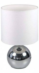 Lampe de table Smartwares 6000.197 Noa – Fonction «Touch and dim» – Blanc de la marque RANEX image 0 produit