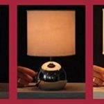 Lampe de table Smartwares 6000.197 Noa – Fonction «Touch and dim» – Blanc de la marque RANEX image 2 produit