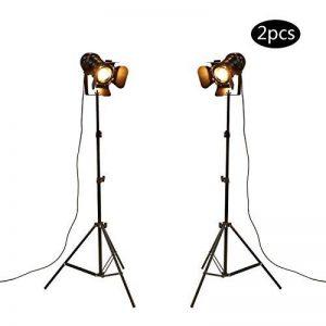 lampe haute sur pied en bois TOP 9 image 0 produit