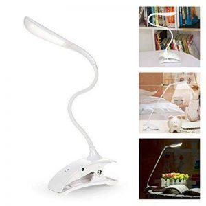 lampe led avec pince TOP 1 image 0 produit