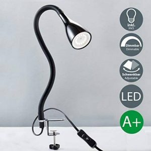 lampe led avec pince TOP 5 image 0 produit