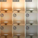 lampe led encastrable plafond TOP 10 image 3 produit