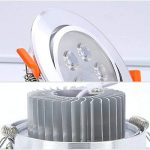 lampe led encastrable plafond TOP 11 image 2 produit