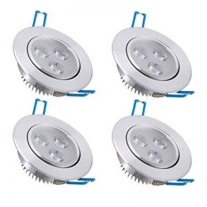 lampe led encastrable plafond TOP 8 image 0 produit