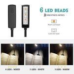 lampe liseuse pince TOP 14 image 2 produit