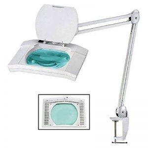 LAMPE LOUPE 5 DIPOTRIES A LED PRO DE BUREAU BRICOLAGE TABLE ECLAIRAGE A 108 LED de la marque Veka image 0 produit